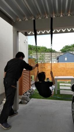 【ブログ】松本市並柳モデルガーデン お庭を公園化!